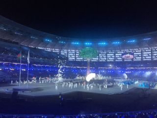 WIcreations Works With Islamic Solidarity Games in Baku