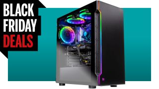 Black Friday banner for SkyTech PC