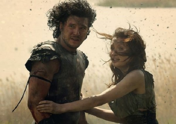 Pompeii still harington browning