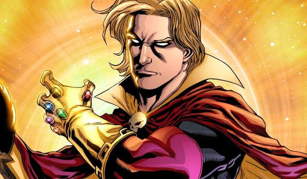 Adam Warlock Infinity Gauntlet Marvel Comics