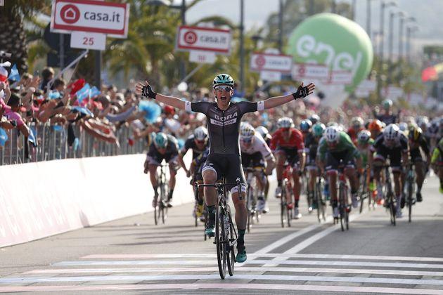 lukas postlberger stage one giro d'italia 2017