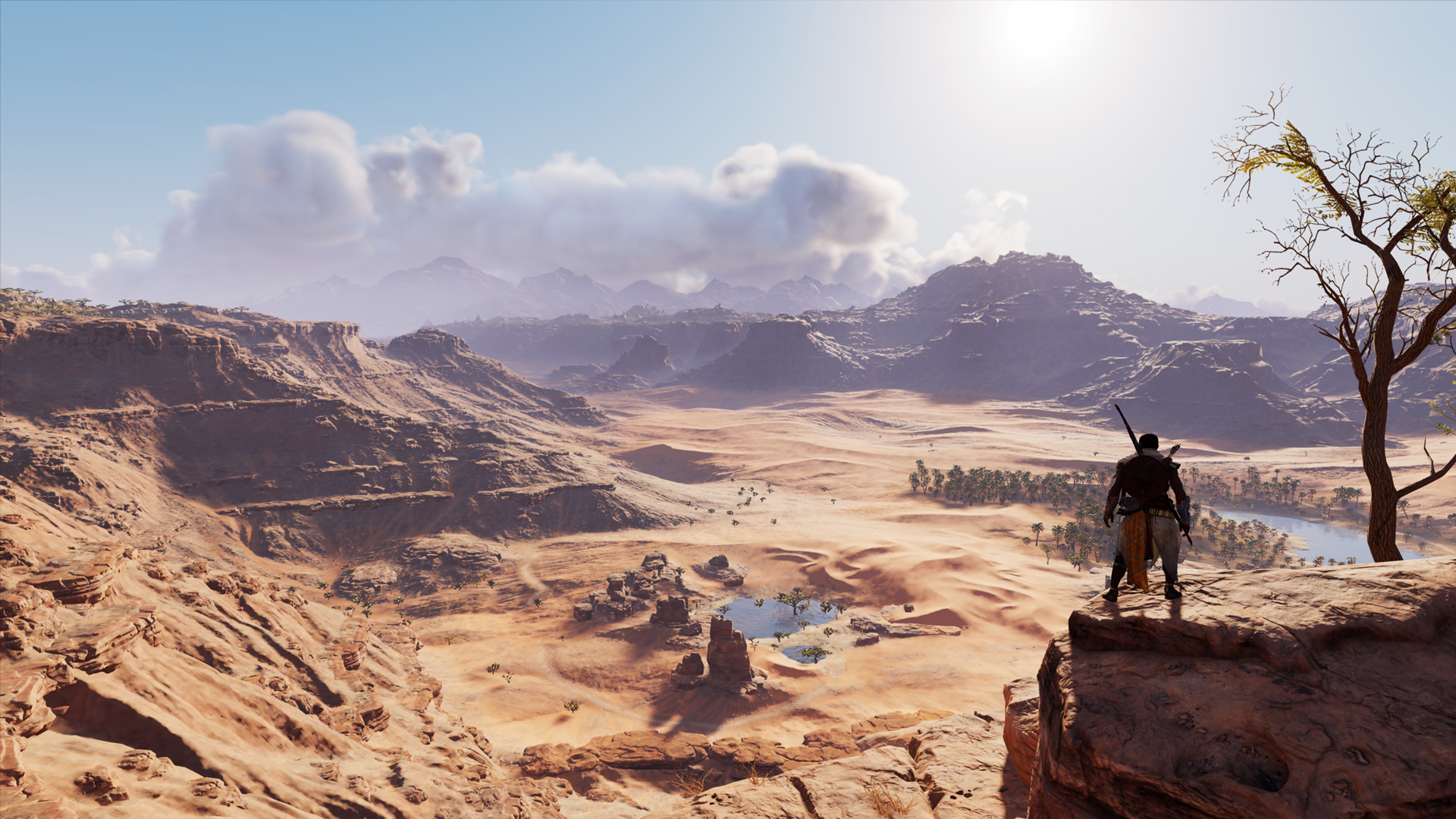 discovery tour mode of assassins creed origins ubisoft - HD 1920×1080