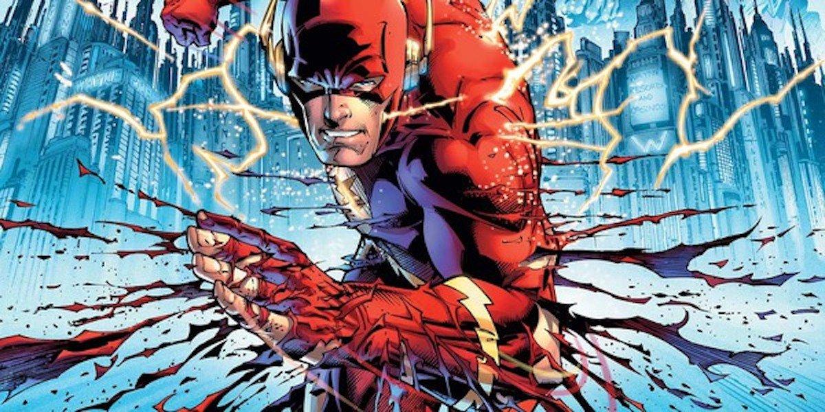 Flashpoint comic book