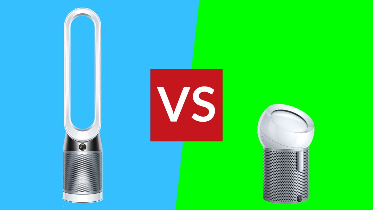 Dyson Pure Cool vs Dyson Pure Cool Me: the Little and Large of the Dyson air treatment roster