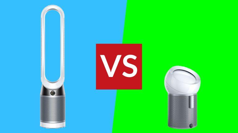 Dyson Purifier Cool vs Dyson Pure Cool Me