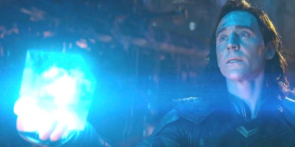 Loki The Tesseract Avengers: Infinity War