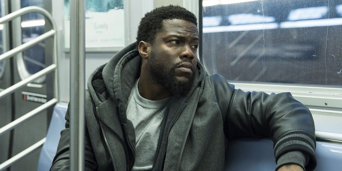 Kevin Hart as Dell Scott in The Upside (2017)