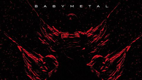 Cover art for Babymetal's Live At Wembley