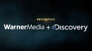 A screen grab from a sizzle reel for the merger of WarnerMedia and Discovery