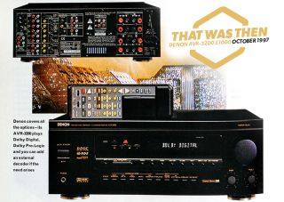That Was Then… Denon AVR-3200 review | What Hi-Fi?