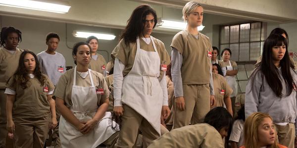the inmates Orange is the New Black Season 4