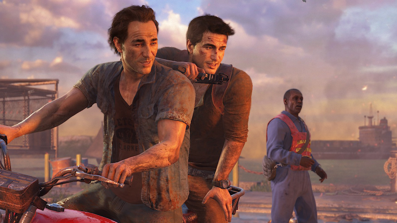 Uncharted 4 S Lengthy Prologue Is The Series Best Shot At Real