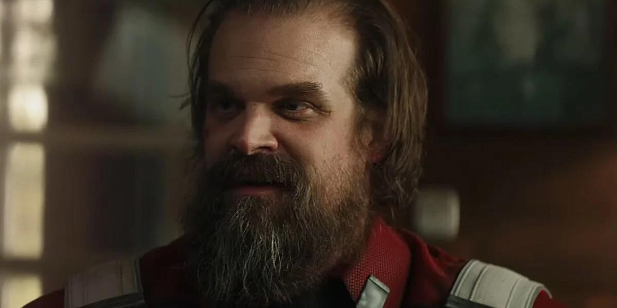 David Harbour as Alexei Shostakov/Red Guardian in Black Widow (2021)