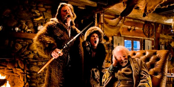 Why Quentin Tarantino Turned The Hateful Eight Into A Miniseries For Netflix