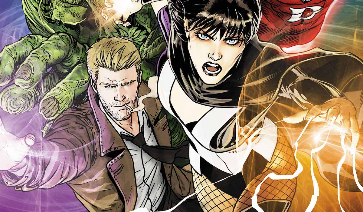 Justice League Dark DC Comics