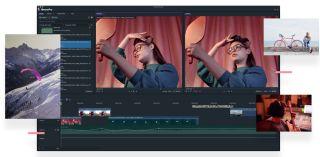 FimoraPro video editing tool