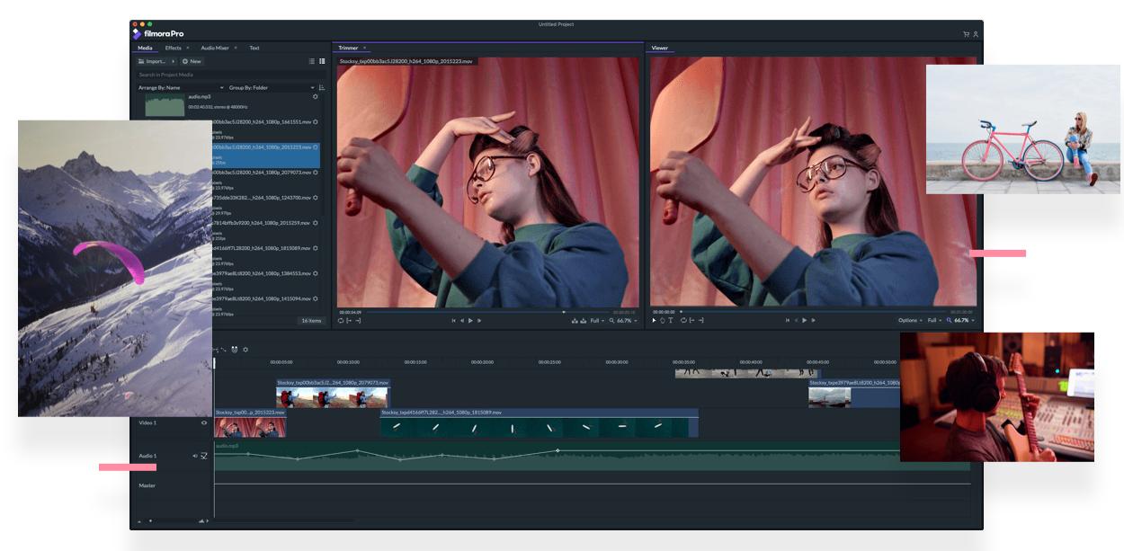 FilmoraPro: Professional video editing made easy | Creative Bloq