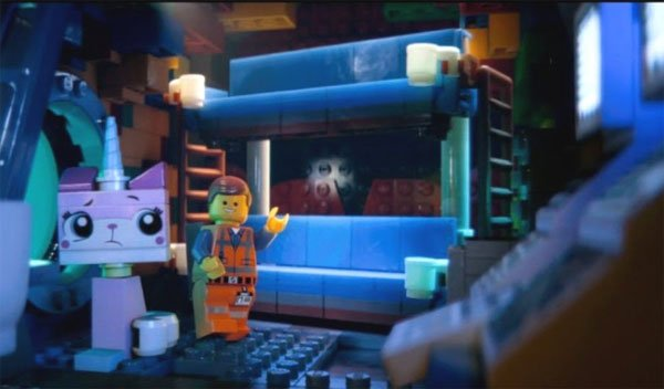 Watch The LEGO Movie's Double Decker Couch Come To Life