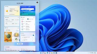 Windows 11 home menu
