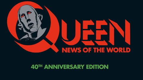 Cover art for Queen - News Of The World: 40th Anniversary Edition album