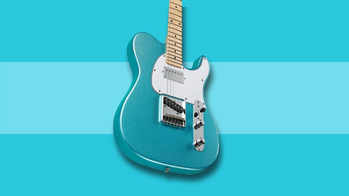 Get 15% off G&L's Limited Edition Tribute ASAT Classic Bluesboy in the Guitar Center President's Day Sale