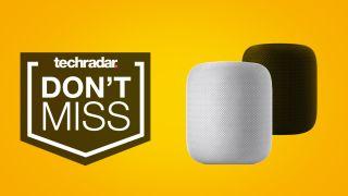 cheap Apple HomePod deals sales smart speaker prices
