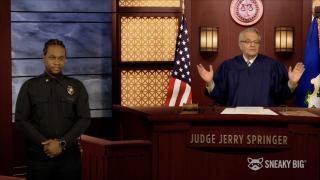 Judge Jerry Sneaky Big
