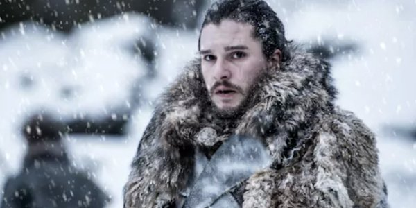 jon snow kit harington game of thrones hbo