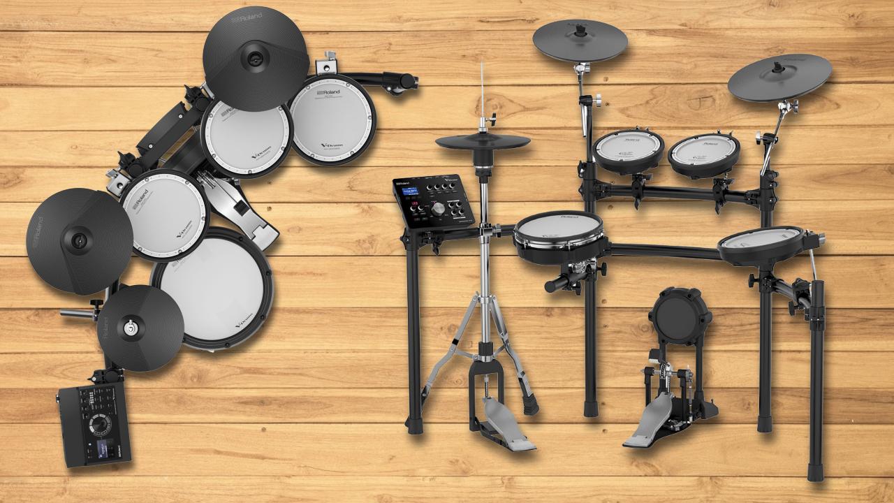 Roland V-Drums discount the best drum