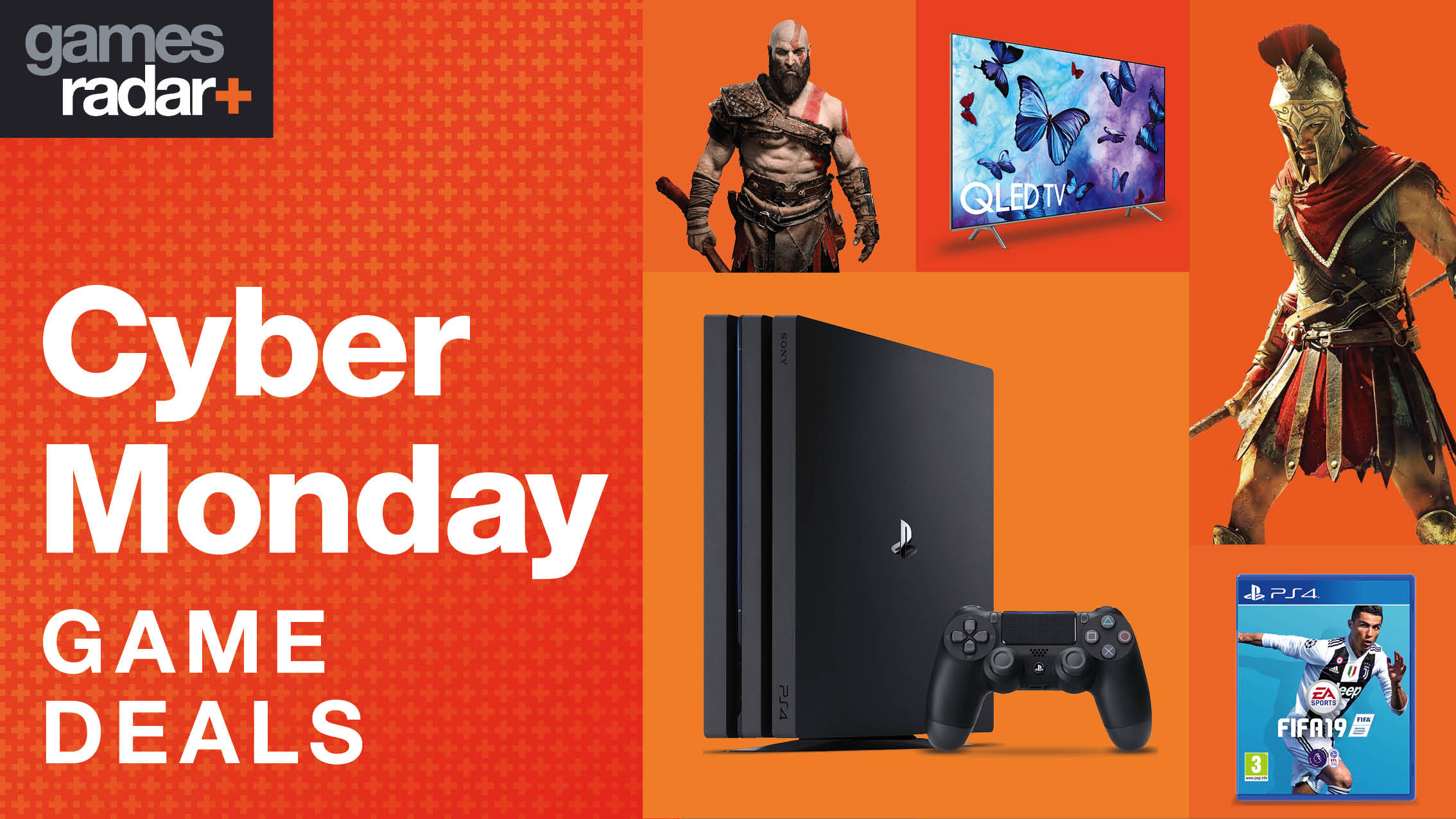 ffa9562bcbf Cyber Week game deals 2018 - all the deals that are still available ...