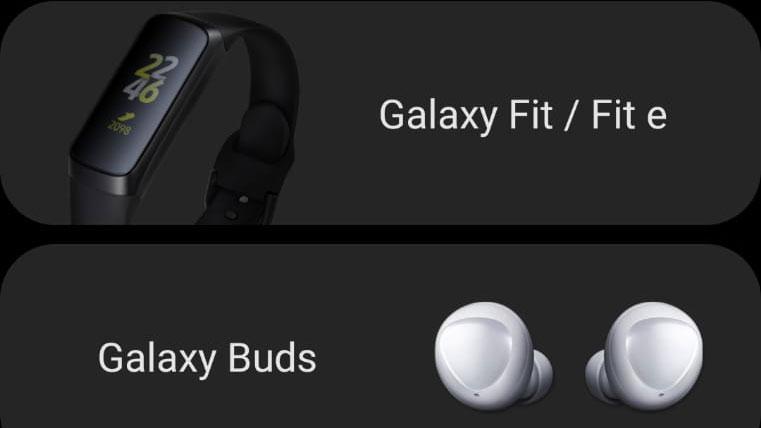 Samsung Galaxy Fit date de sortie, prix, des nouvelles et des fuites