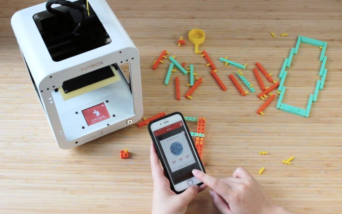 Toybox 3D Printer Review: A Fun Way to Create Toys | Tom's Guide