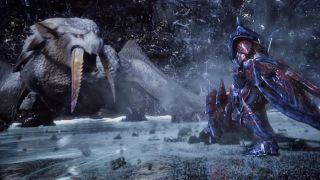 Iceborne Barioth