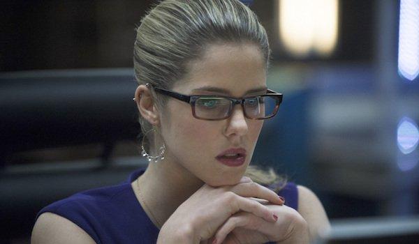 Felicity Smoak Emily Bett Rickards Arrow The CW
