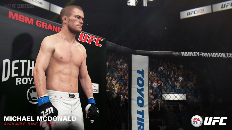EA Sports UFC Screenshots Keep The Hype Going For PS4, Xbox One #31508