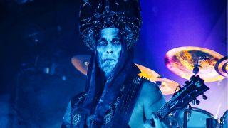 Rig tour: Behemoth | MusicRadar