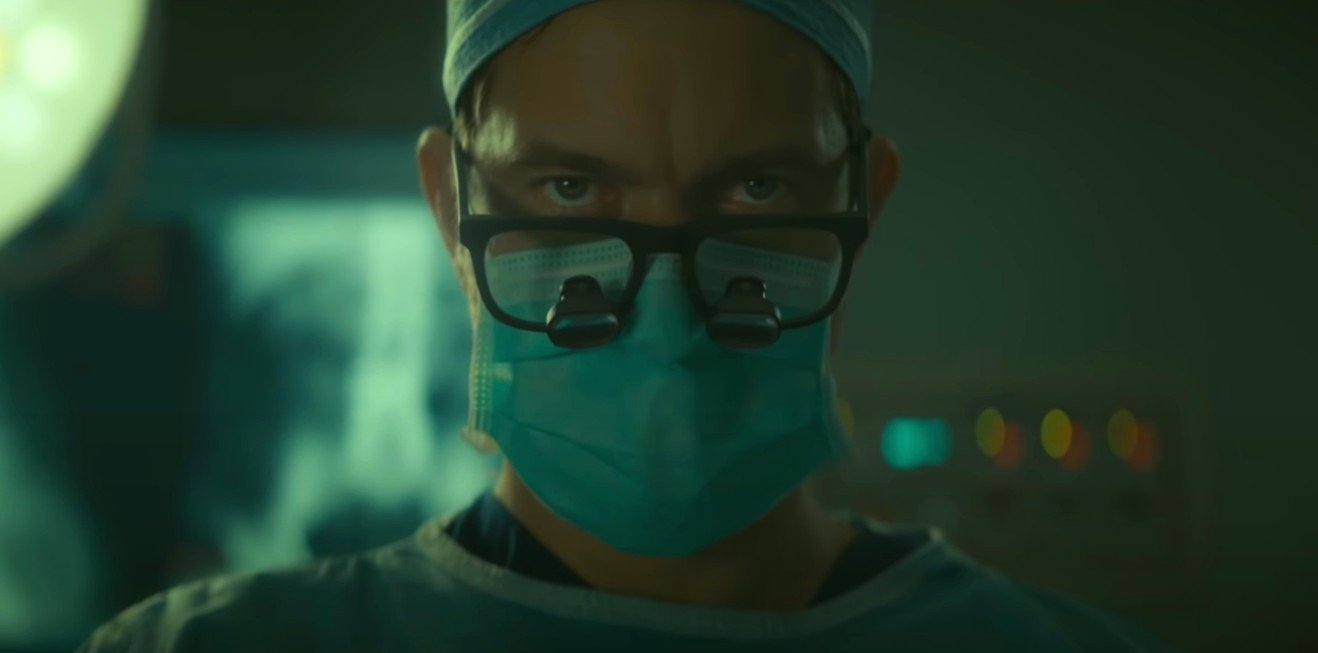 Joshua Jackson - Dr. Death