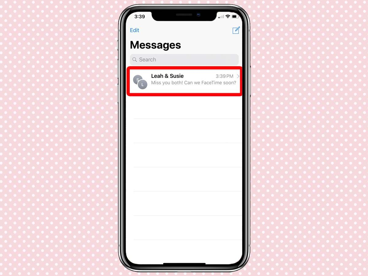 How to Set Up a Group Chat in iOS 12's FaceTime - iOS 12