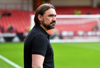 Daniel Farke has led Norwich to their first FA Cup quarter-final appearance since 1992.