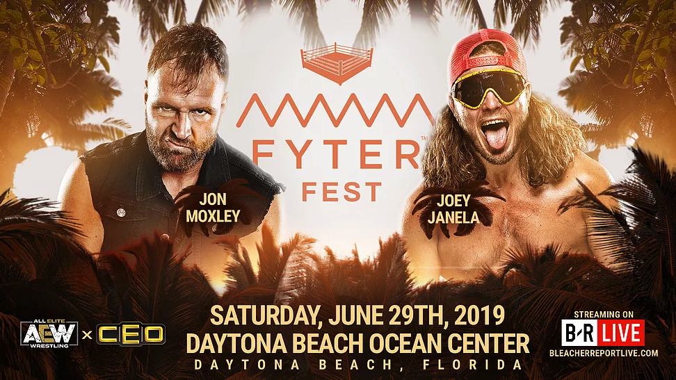 How to Watch Fyter Fest: Stream the AEW Replay Online