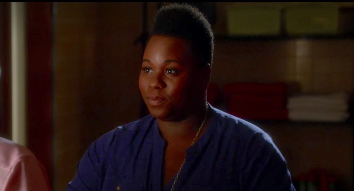 glee alex newell unique