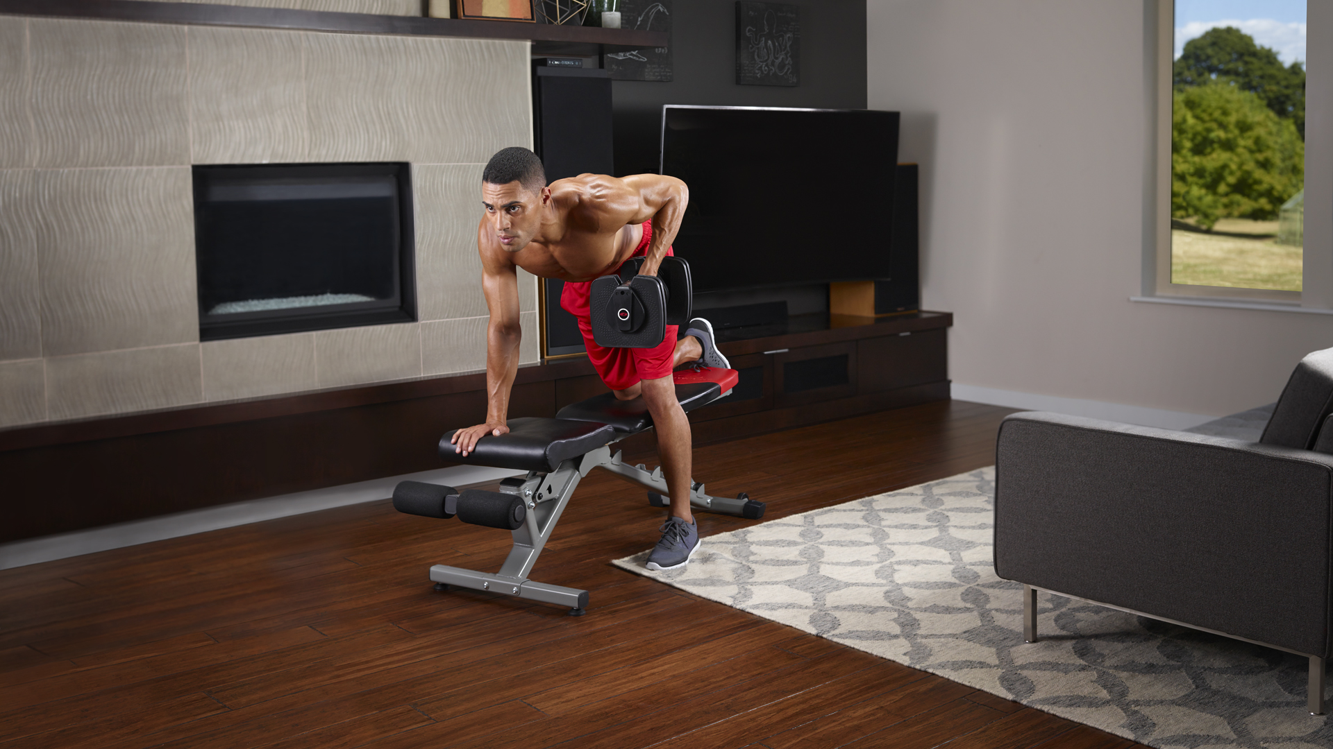 how to weight lift at home