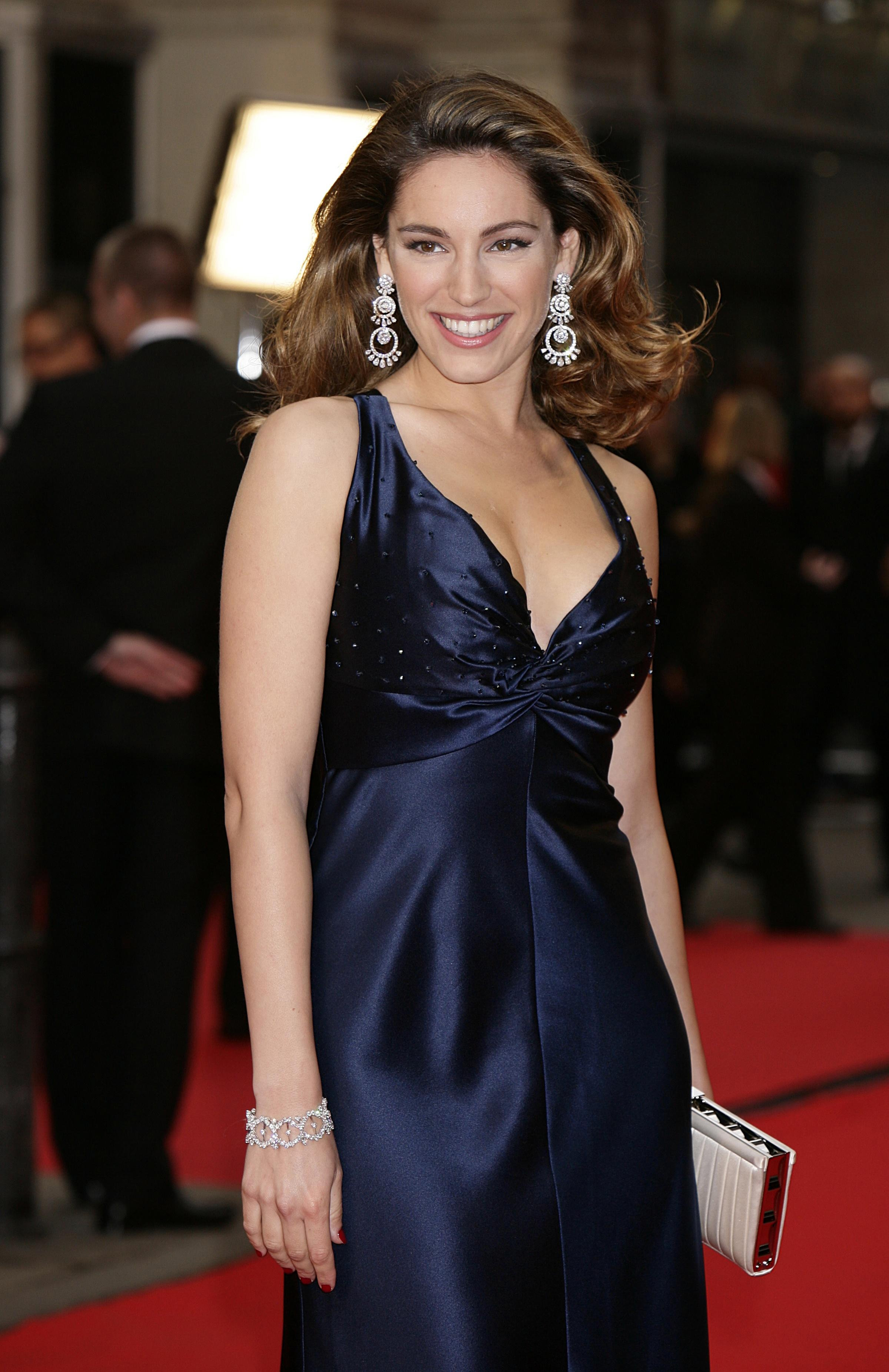 Kelly Brook: 'Ant and Dec got me sacked from BGT'