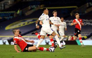 Leeds United v Southampton – Premier League – Elland Road