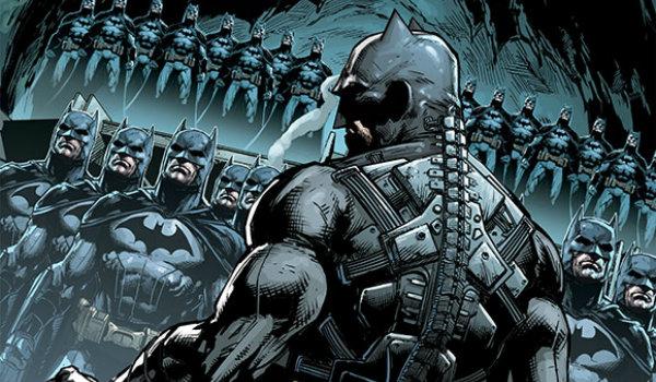 Bruce Wayne Batman Clone Scott Snyder
