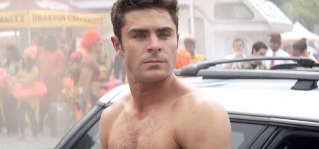 Zac Efron Is Returning To Disney For The First Time Since High School Musical
