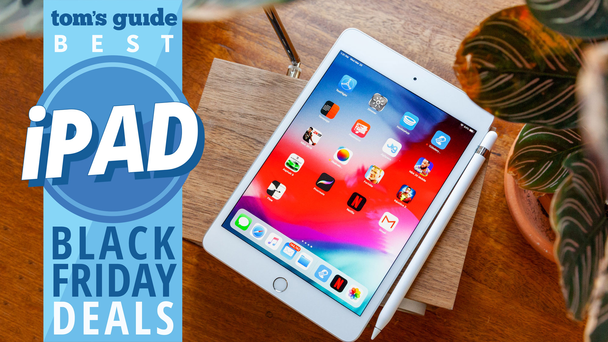 Best Black Friday Phone Deals 2020.Best Ipad Black Friday Deals In 2019 Tom S Guide
