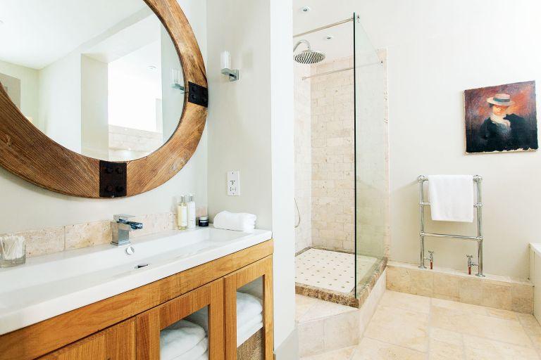Basement Bathroom Renovation Real Homes - Building a basement bathroom