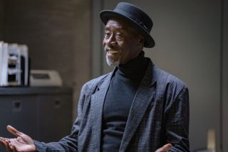 Don Cheadle in Showtime's Black Monday