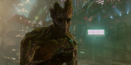 James Gunn Reveals The Guardians Of The Galaxy Scene He Re-Wrote In The Middle Of Filming